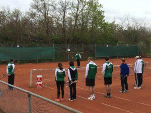 """""""Voll eingeschlagen!"""" Cardio-Tennis beim TCE"""