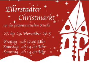 Ellerstadter Christmarkt