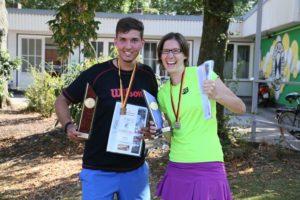 Strahlender Sieger des Deutschlandturniers